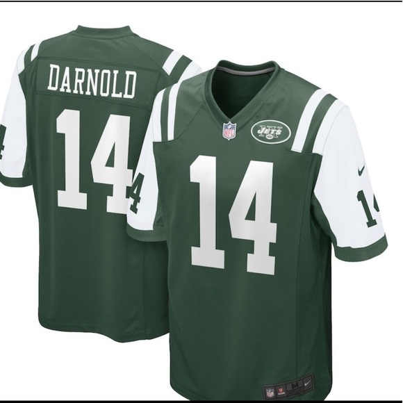 first rate f4bb7 5b228 Authentic NY Jets Sam Darnold Jersey NWT